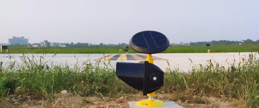 Solar Airfield lighting system